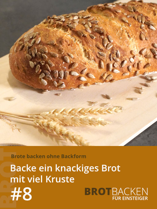 Brotbackkurs Brot ohne Backform