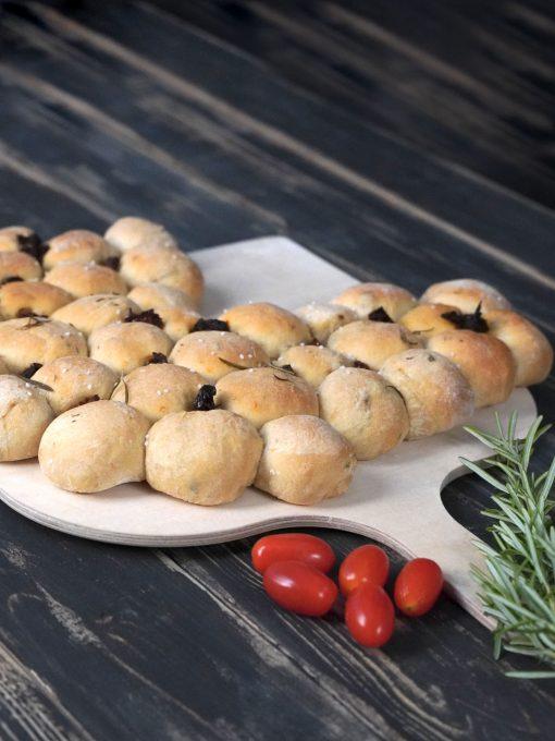 Focaccia Bubble Bread