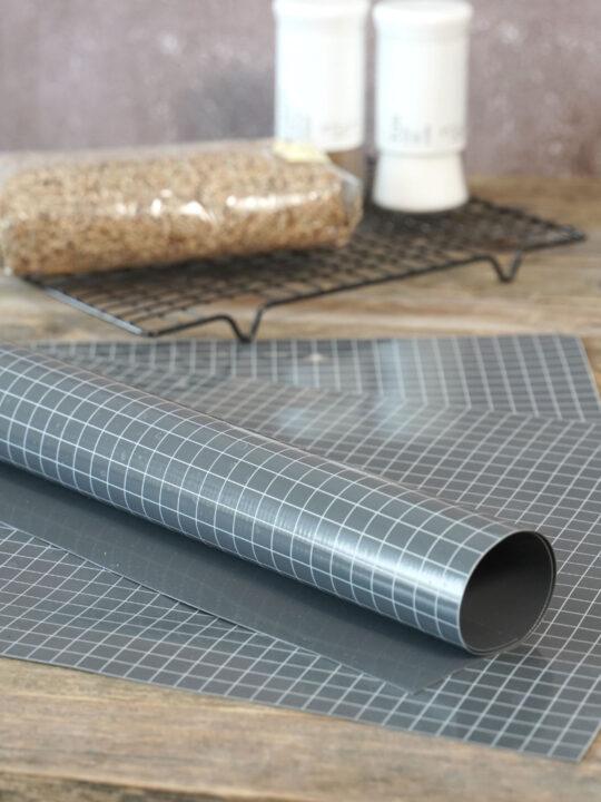 Backmatten aus Silikon